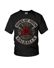 Son of Odin Youth T-Shirt thumbnail