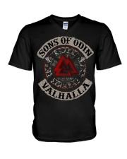 Son of Odin V-Neck T-Shirt thumbnail
