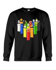Heart Crewneck Sweatshirt thumbnail