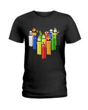 Heart Ladies T-Shirt thumbnail