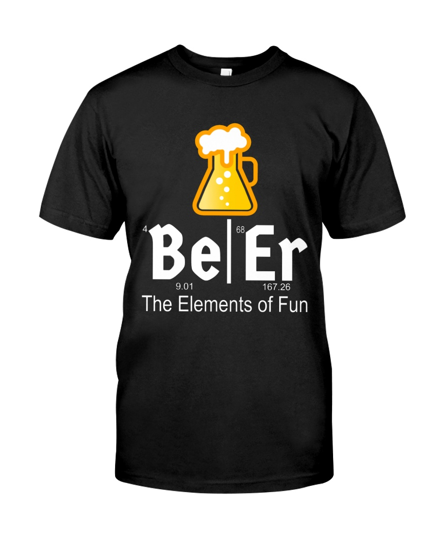 The elements of fun Classic T-Shirt