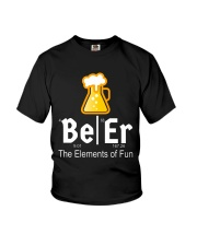 The elements of fun Youth T-Shirt thumbnail
