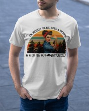 Peace Classic T-Shirt apparel-classic-tshirt-lifestyle-front-46