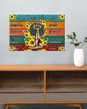 God say you are 24x16 Poster poster-landscape-24x16-lifestyle-25