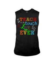 To teach is to tough a life forever Sleeveless Tee thumbnail