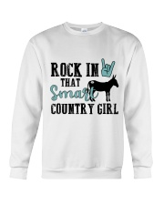 Country girl Crewneck Sweatshirt thumbnail