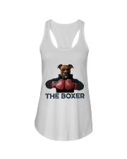 The Boxer Ladies Flowy Tank thumbnail