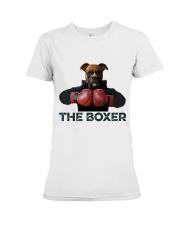 The Boxer Premium Fit Ladies Tee thumbnail