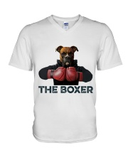 The Boxer V-Neck T-Shirt thumbnail