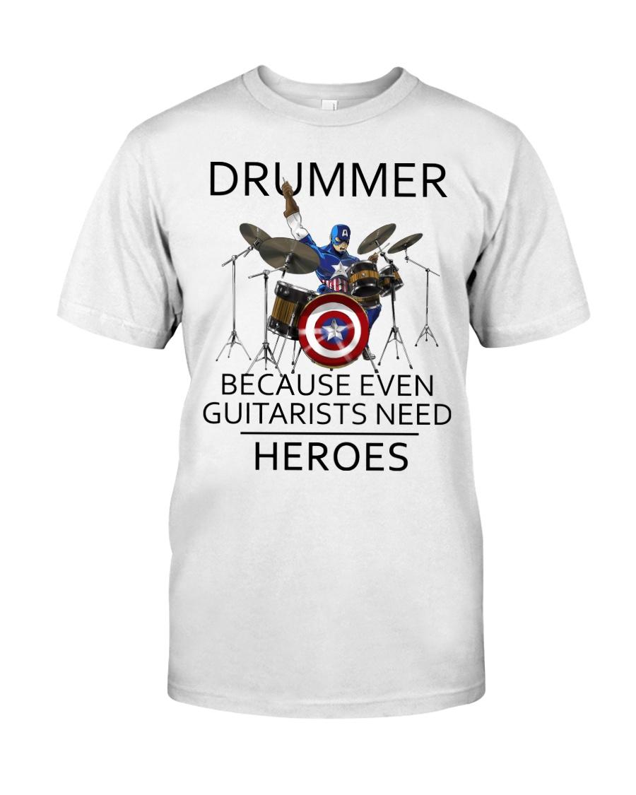 Drummer Classic T-Shirt