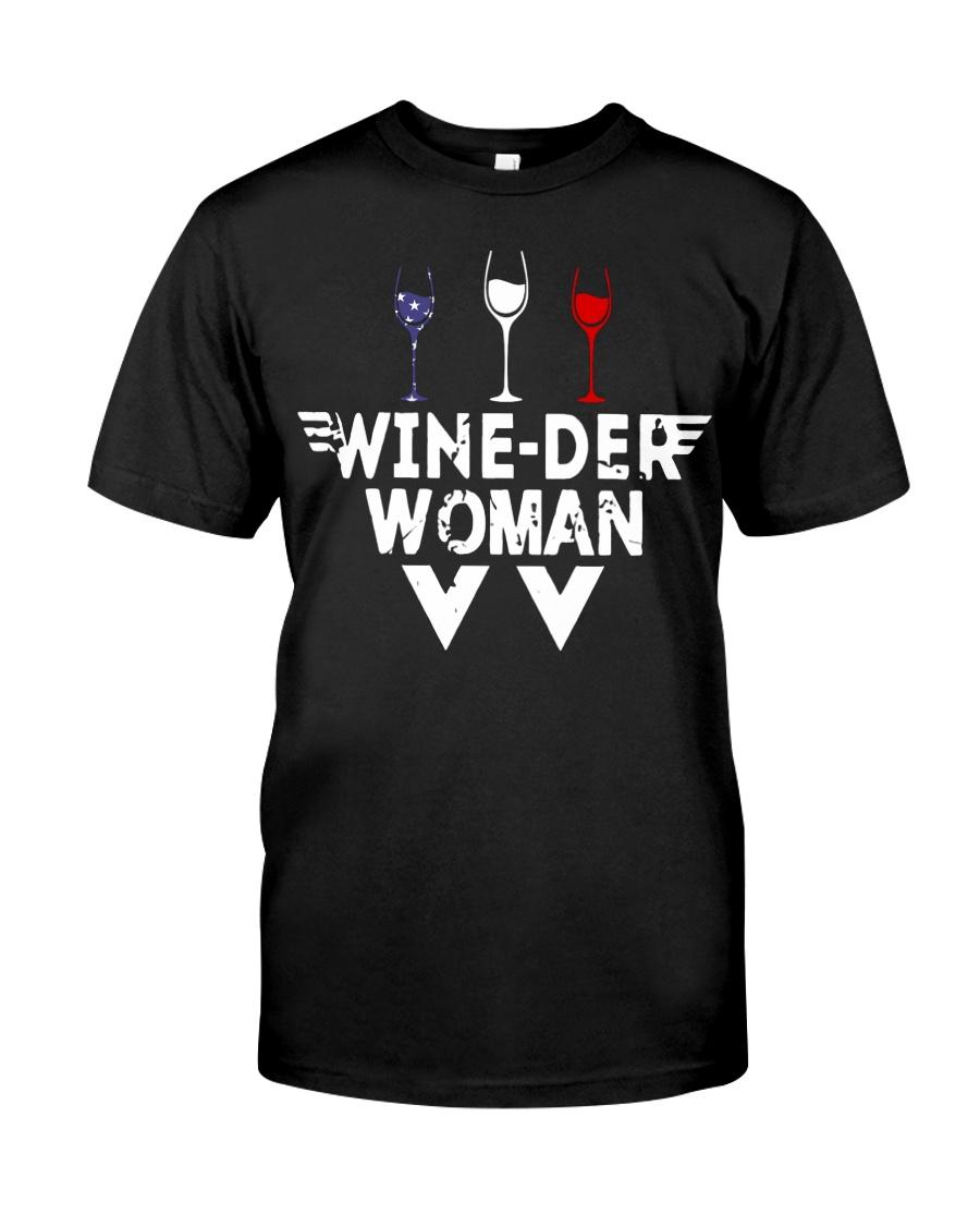 Winder woman Classic T-Shirt