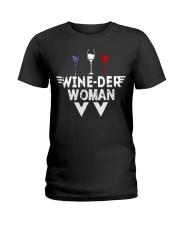 Winder woman Ladies T-Shirt thumbnail
