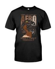 Afro Classic T-Shirt front