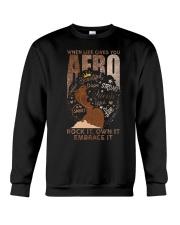 Afro Crewneck Sweatshirt thumbnail