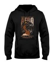 Afro Hooded Sweatshirt thumbnail