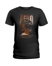 Afro Ladies T-Shirt thumbnail