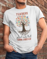 Teachers Classic T-Shirt apparel-classic-tshirt-lifestyle-26