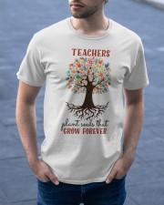 Teachers Classic T-Shirt apparel-classic-tshirt-lifestyle-front-46