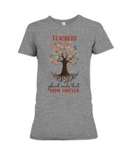 Teachers Premium Fit Ladies Tee thumbnail