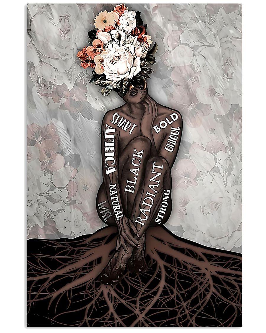 Black women Poster 11x17 Poster