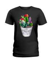 Beautiful Ladies T-Shirt front