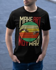 Make art Classic T-Shirt apparel-classic-tshirt-lifestyle-front-46