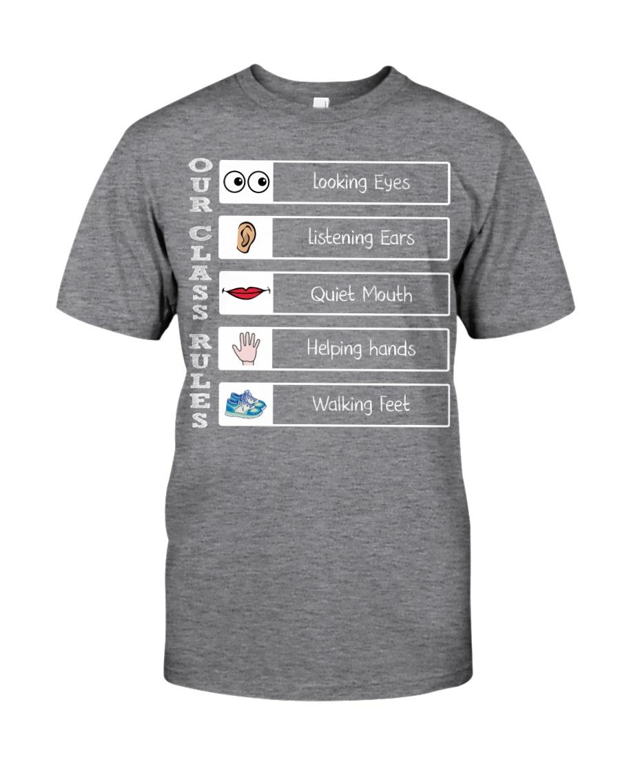 Class rules Classic T-Shirt