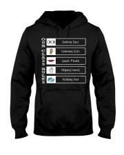 Class rules Hooded Sweatshirt thumbnail