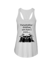 Paradidle Ladies Flowy Tank thumbnail