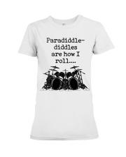 Paradidle Premium Fit Ladies Tee thumbnail