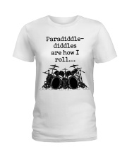 Paradidle Ladies T-Shirt thumbnail