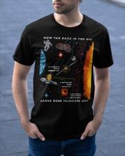 James Webb Space Telescope Classic T-Shirt apparel-classic-tshirt-lifestyle-front-46