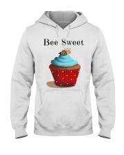 Bee sweet Hooded Sweatshirt thumbnail