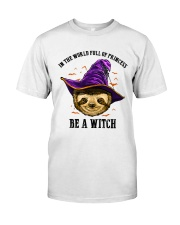 Be a witch Classic T-Shirt thumbnail