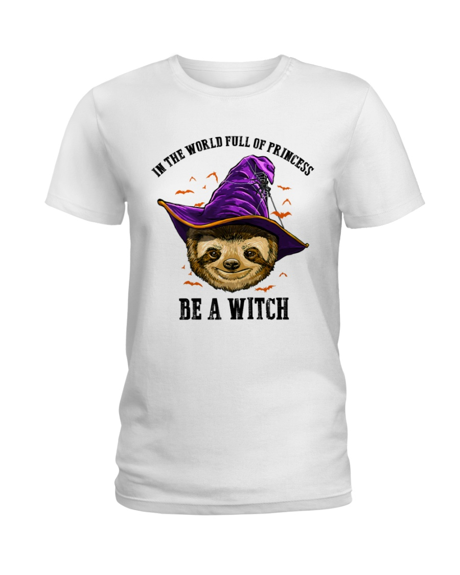 Be a witch Ladies T-Shirt