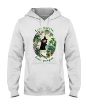 Love nature Hooded Sweatshirt thumbnail