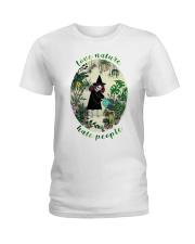 Love nature Ladies T-Shirt front