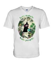 Love nature V-Neck T-Shirt thumbnail