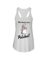 Teeth polished Ladies Flowy Tank thumbnail