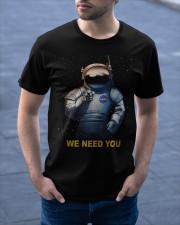 Nasa Classic T-Shirt apparel-classic-tshirt-lifestyle-front-46