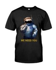 Nasa Classic T-Shirt front