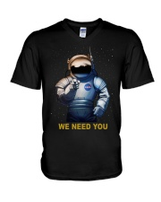 Nasa V-Neck T-Shirt thumbnail
