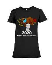 Sloth 2020 Premium Fit Ladies Tee thumbnail