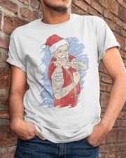 Santa claus Classic T-Shirt apparel-classic-tshirt-lifestyle-26