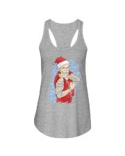 Santa claus Ladies Flowy Tank thumbnail