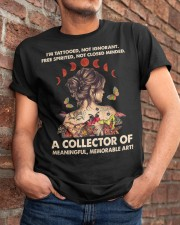 Im tattooed Classic T-Shirt apparel-classic-tshirt-lifestyle-26