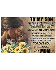 Love Mom 24x16 Poster front