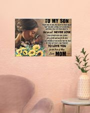 Love Mom 24x16 Poster poster-landscape-24x16-lifestyle-23