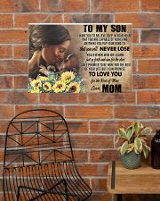 Love Mom 24x16 Poster poster-landscape-24x16-lifestyle-24