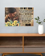 Love Mom 24x16 Poster poster-landscape-24x16-lifestyle-25